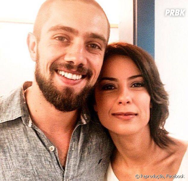 """Vicente (Rafael Cardoso) vai se interessar por Maria Clara (Andreia Horta) em """"Império"""""""