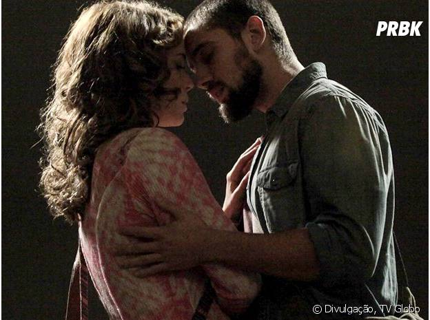 """Em """"Império"""", Vicente (Rafael Cardoso) desiste de Cristina (Leandra Leal) depois de ser rejeitado por ela"""