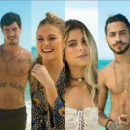 """Em """"Are You The One? Brasil"""": Wallyson e Gabi ou Natasha e Victor, qual seu casal favorito?"""