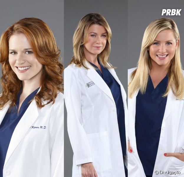 "De ""Grey's Anatomy"", Ellen Pompeo fala sobre as demissões ..."
