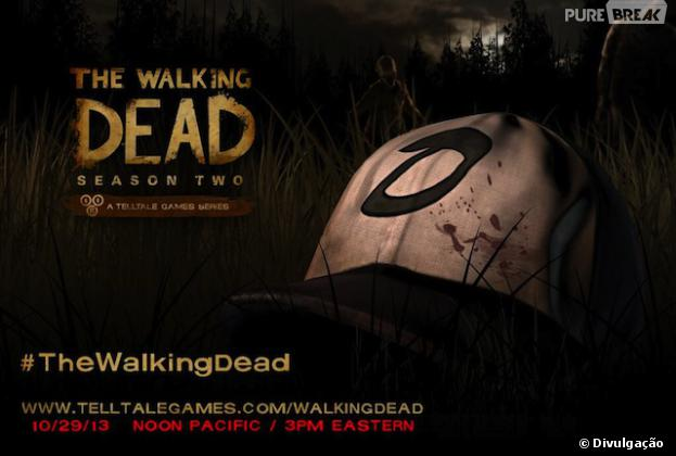 "Teaser de ""The Walking Dead"" Season 2, novo jogo da franquia"