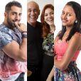 """Do """"BBB18"""": Gleici, Kaysar ou Família Lima? Quem merece levar o prêmio de R$ 1,5 milhão?"""