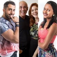 """No """"BBB18"""": Gleici, Kaysar ou Família Lima, quem deve ser o vencedor?"""