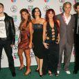 O grupo RBD já ganhou vários discos de platina, ouro e diamante