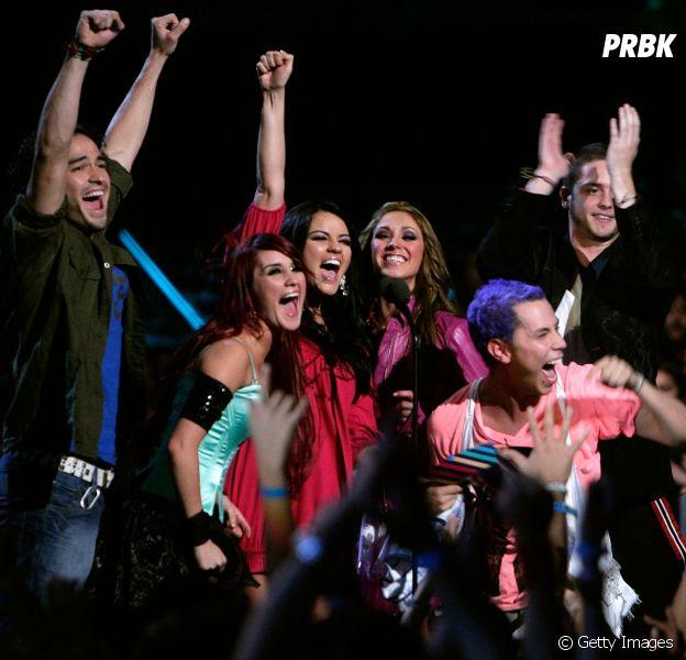 A banda RBD já quebrou diversos recordes no mundo todo