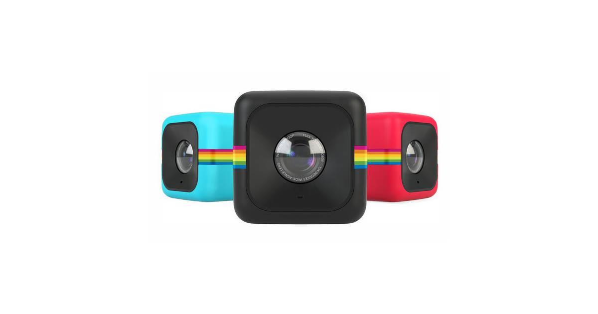 c4d990e279b33 Nova câmera Polaroid Cube vai concorrer com Go Pro por metade do preço -  Purebreak