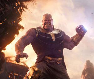 """Em """"Vingadores: Guerra Infinita"""", os heróis da Marvel se unem contraThanos (Josh Brolin)"""