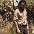 "O fim ideal de Rick em ""The Walking Dead"", para Andrew Lincoln, seria com Johnny Cash tocando ao fundo"