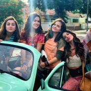 """Em """"Tudo Por Um Popstar"""", Giovanna Lancellotti ficou muito amiga de Maisa, Mel Maia e Klara Castanho"""