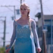 """Na 4ª temporada de """"Once Upon a Time"""": Elsa aparece surpreendendo os personagens"""