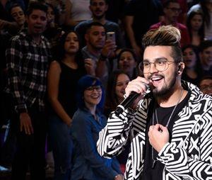 Luan Santana vai apresentar nova produção da Globo junto com Fernanda Souza
