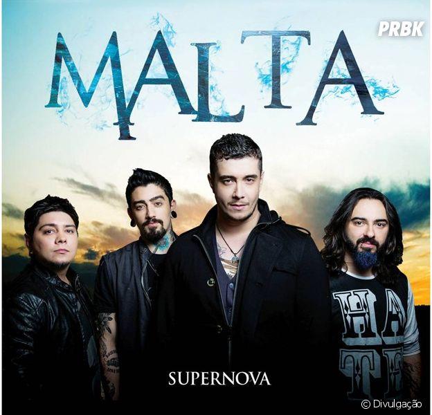 "Malta lança o álbum ""Supernova"""