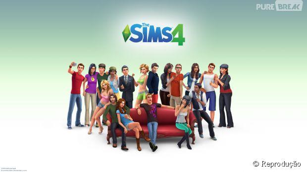 The Sims 4 foi lançado nesta terça-feira (2)
