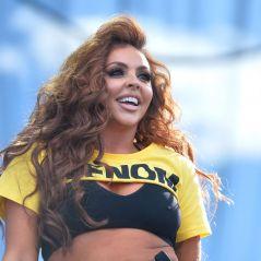 Do Little Mix, Jesy Nelson bebe demais, cai e deixa seios à mostra!