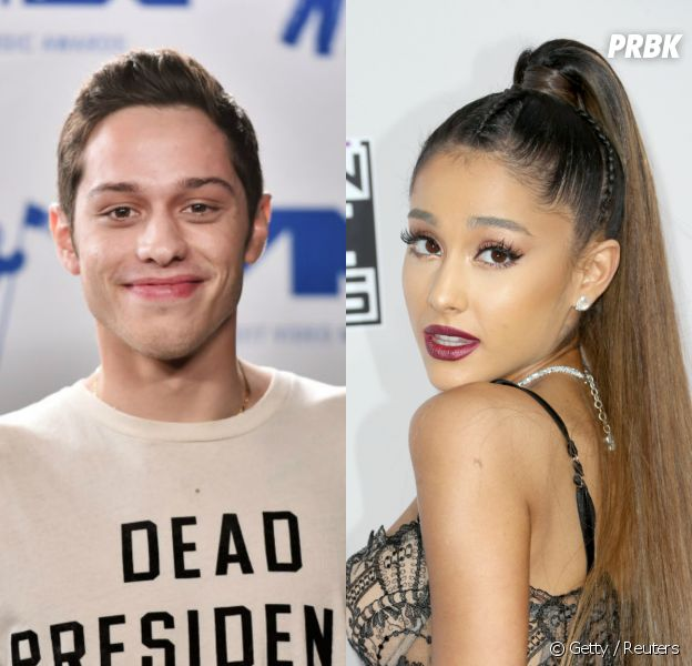 Ariana Grande e Pete Davidson estariam noivos, segundo revista