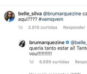 Bruna Marquezine confirma que vai à Rússia e Neymar comemora