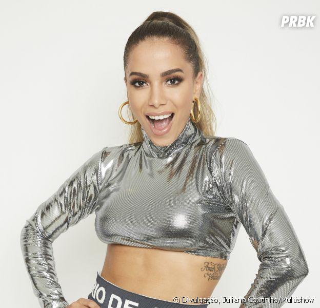 Anitta conta que próximos singles serão solo