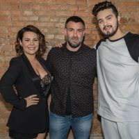 """Luan Santana e Fernanda Souza lançam """"SóTocaTop"""": """"Nunca foi tão gostoso ouvir música"""""""