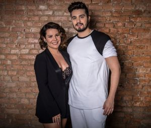"Luan Santana e Fernanda Souza vão comandar o ""Só Toca Top"""