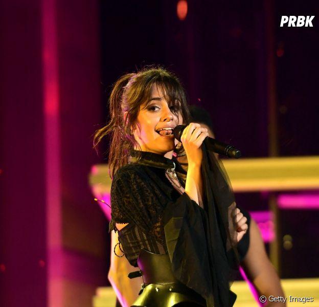 """Camila Cabello anunciou a vinda da  turnê """"Never Be the Same"""" para o Brasil"""