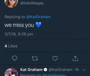 "Kat Graham, de ""The Vampire Diaries"", irrita fãs no Twitter"