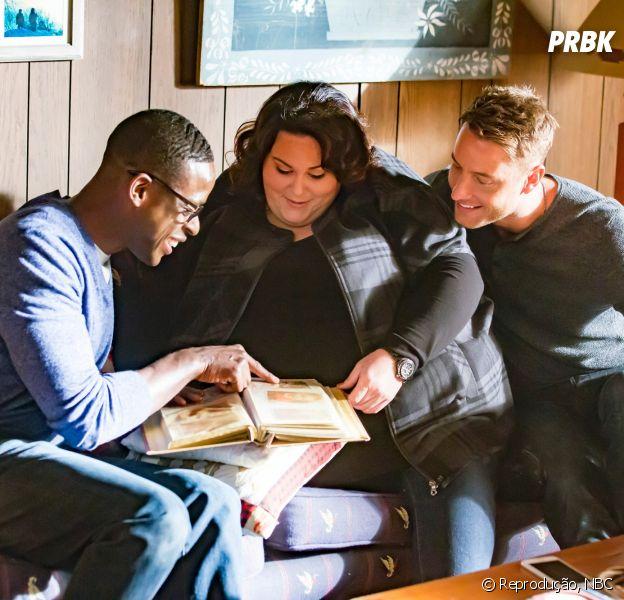 """Série """"This Is Us"""" inicia gravações de sua 3ª temporada - estreia está prevista para 25 de setembro"""
