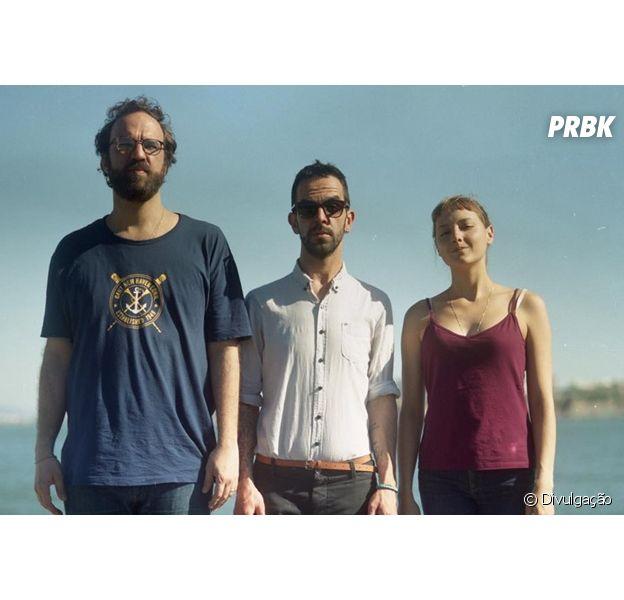 Banda do Mar escolheu Porto Alegre para abrir a sua turnê