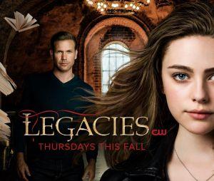 """Começam as filmagens de """"Legacies"""", série derivada de """"The Originals"""" e """"The Vampire Diaries"""""""