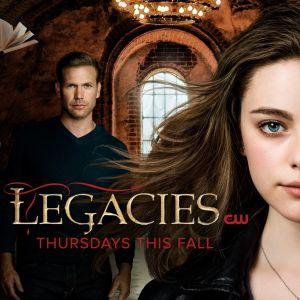 """""""Legacies"""": spin-off de """"The Originals"""" e """"The Vampire Diaries"""" começa a ser filmado"""