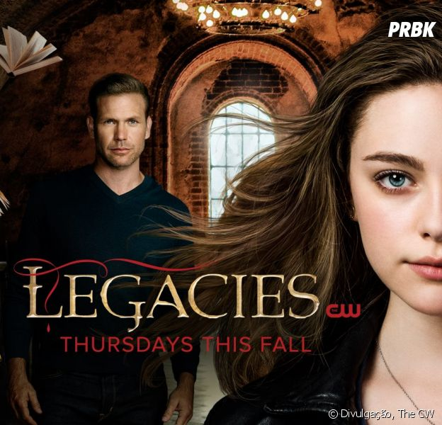 "Começam as filmagens de ""Legacies"", série derivada de ""The Originals"" e ""The Vampire Diaries"""