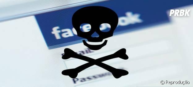 Tentativas de invasão a contas são comuns no Facebook