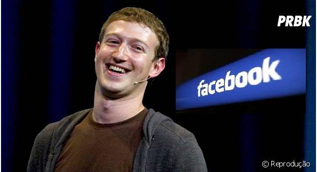 Mark Zuckerberg tem um atalho direto para o seu perfil
