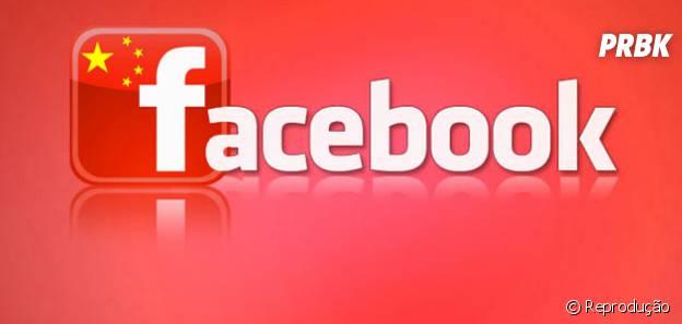 Facebook é proíbido na China, mas ninguém liga