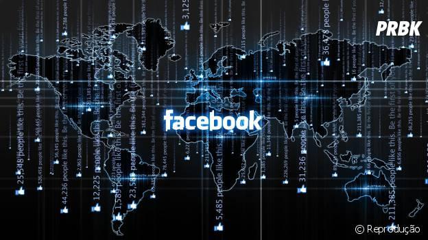 Facebook é sucesso em todo o mundo!