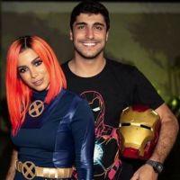 Anitta comemora aniversário de Thiago Magalhães e revela que marido já pede um filho