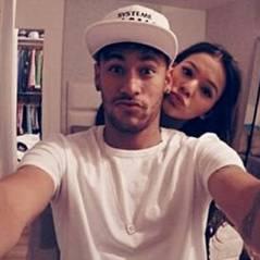 Bruna Marquezine comenta foto de Neymar com mensagem carinhosa #fofura