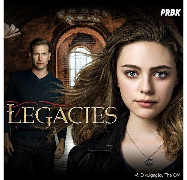 """Criadora quer que """"Legacies"""" seja maior que """"Supernatural"""""""