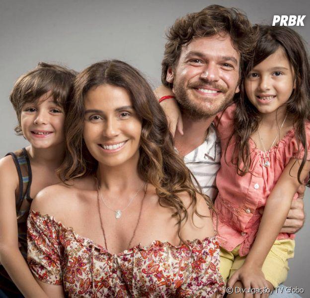 """Em """"Segundo Sol"""", Luzia, Manu, Ícaro e Beto selarão a paz"""