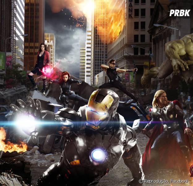 """Disney divulga sinopse oficial do filme """"Os Vingadores: A Era de Ultron"""""""