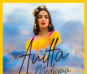 "Clipe vertical de ""Medicina"", da Anitta, está disponível no Spotify"