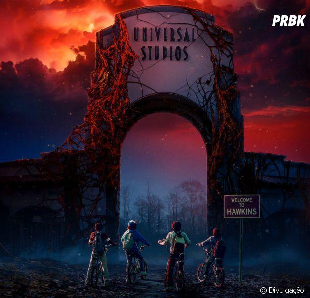 """Halloween Horror Nights 2018: """"Stranger Things"""" é inspiração para uma das atrações desse ano"""