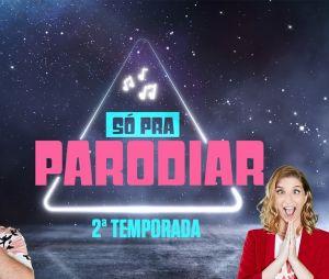 """""""Só Pra Parodiar"""", com Lucas Rangel e """"Depois das Onze"""", recebe convidados famosos para ajudar na competição"""