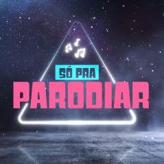"""Lucas Rangel e """"Depois das Onze"""" recebem Paulinho Serra no """"Só Pra Parodiar"""" desta quinta (30)"""