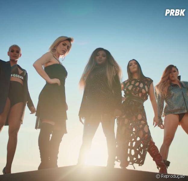 """Rouge lança clipe de """"Dona da Minha Vida"""" e surpreende fãs!"""