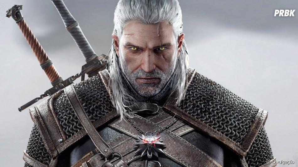 """Do game """"The Witcher"""", Henry Cavill vai ser Geralt de Rivia na série!"""