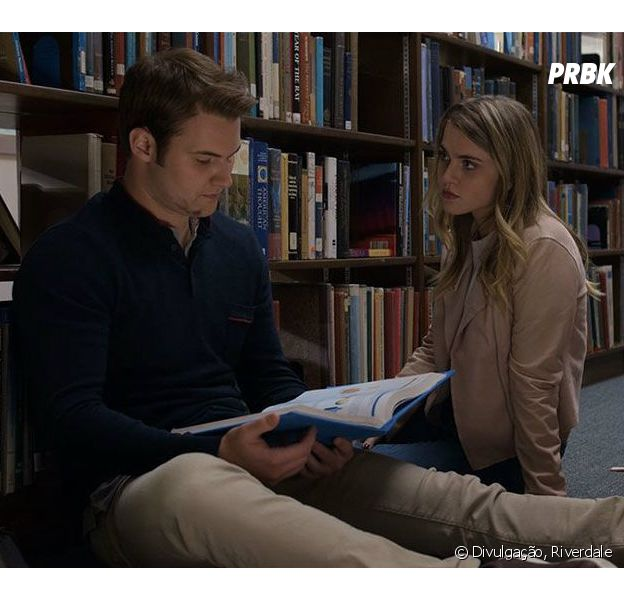 """Bryce (Justin Prentice) e Chloe (Anne Winters), de """"13 Reasons Why"""", é um exemplo de relacionamento abusivo"""