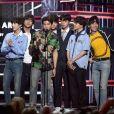 BTS é o primeiro grupo de K-Pop a chegar no topo das paradas dos EUA