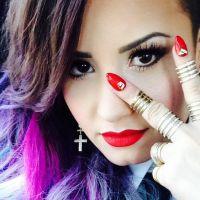 Quer ter os cabelos de Demi Lovato? Cantora lança linha de apliques coloridos