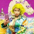 """Nicki Minaj faz feat. com BTS e lança clipe de """"Idol"""""""