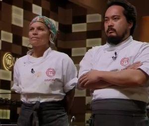 """No """"MasterChef Profissionais"""", Simone e Alex apresentam os piores pratos"""